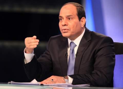 السيسي: نصر أكتوبر جاء عقب هزيمة مريرة تعرض لها الشعب المصري
