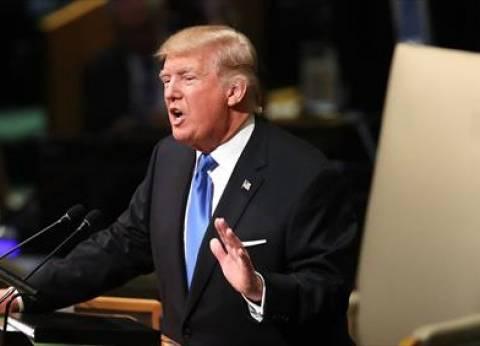 ترامب: قادرون على تدمير كوريا الشمالية