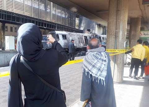 """مارة بـ""""محطة مصر"""" لمصوري """"سيلفي"""":""""بتصوروا إيه.. الناس ماتت!"""""""