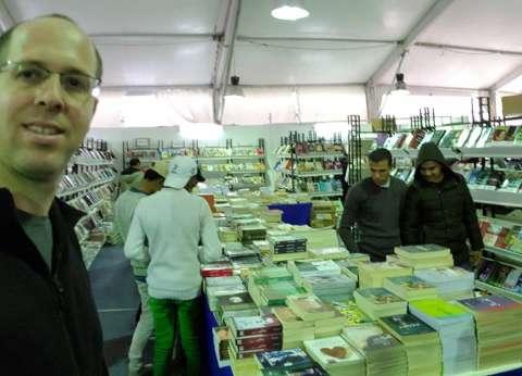 """رئيس """"معرض الكتاب"""" يوضح لـ""""الوطن"""" حقيقة زيارة السفير الإسرائيلي للمعرض"""