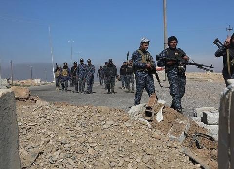 """عاجل  القوات العراقية تحرر """"أرحية"""" من سيطرة """"داعش"""""""