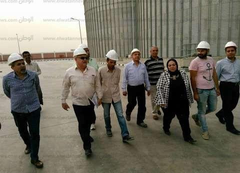المقاولون العرب: إنشاء 12 صومعة لتخزين القمح لأول مرة على أرض سيناء
