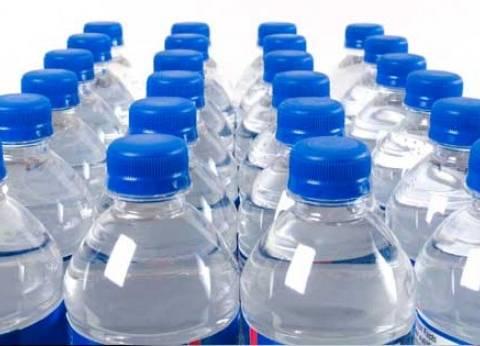 """ضبط 3452 عبوة مياه معدنية """"منتهية الصلاحية"""" في مطروح"""