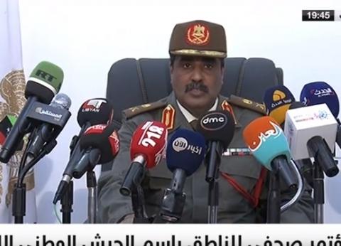 المسماري يثمن عدم صدور قرار من مجلس الأمن ضد عملية طرابلس