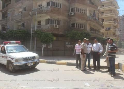 سيولة مرورية أعلى كوبري أكتوبر ورمسيس في القاهرة