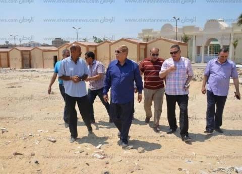 محافظ الإسماعيلية: المواطنون سيحضرون افتتاح حديقة الفروسية