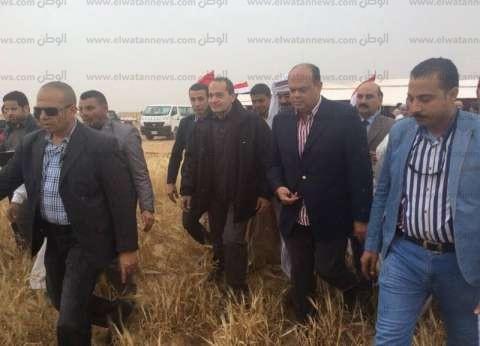 برلماني يطالب بإقالة وزير الزراعة.. وآخر يتهم الحكومة بتجاهل الشباب