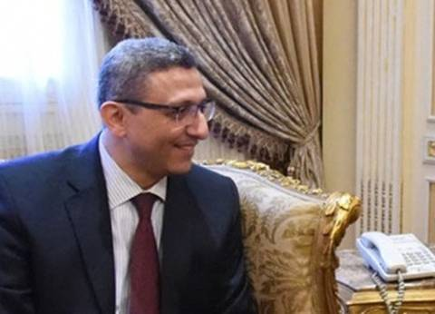 """أمين عام """"النواب"""" يستقبل السفير الصيني بالقاهرة"""