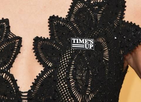 """بالصور  شعار """"Tim's Up"""" يسيطر على حفل الأوسكار"""