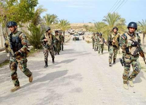 اللواء نصر سالم: الجيش يفحص كل شبر في سيناء لاقتلاع الإرهاب