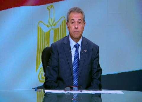 رئيس قطاع الأخبار بالتليفزيون المصري: توفيق عكاشة على الشاشة قريبا