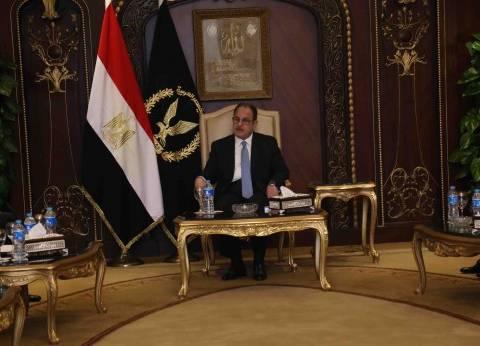 """وزير الداخلية يهنئ شيخ الأزهر بحلول ذكرى """"الإسراء والمعراج"""""""