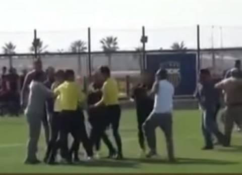 إصابة طالبين في مشاجرة عقب إنتهاء الإمتحانات في بني سويف