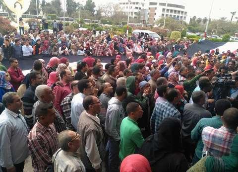"""رئيس """"جامعة المنيا"""": """"طوابير الانتخابات أفضل من طوابير اللاجئين"""""""