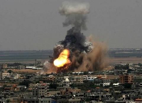 """الاحتلال الإسرائيلي يعلن بدء عملية جوية """"واسعة النطاق"""" في قطاع غزة"""