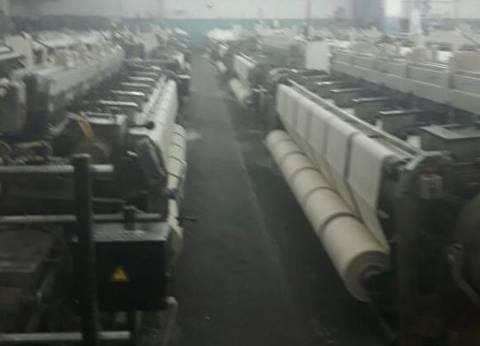 لليوم الثاني.. عمال غزل المحلة يواصلون إضرابهم عن العمل