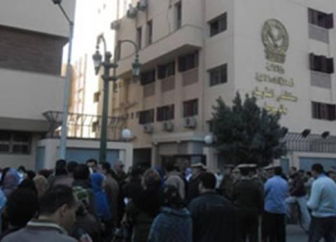 «الخدمات الطبية» بـ«الداخلية» توقع الكشف على 90 حالة بمستشفياتها