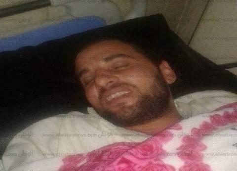 """""""فقد الحركة والبصر"""".. صياد يتهم مستشفى بالإهمال.. و""""الصحة"""": حالة نادرة"""