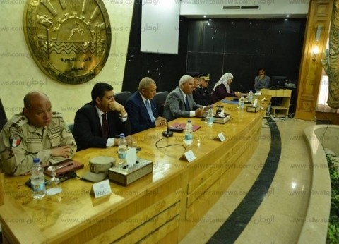 محافظ مطروح: 152 مركزا للاستفتاء على التعديلات الدستورية