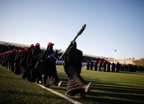 """التحالف العربي يلقي القبض على """"نساء الحوثي"""" في ميدان المعركة"""