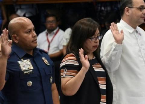 الفلبين تخفض ميزانية لجنة حقوق الإنسان وتقيل رئيسة المحكمة العليا