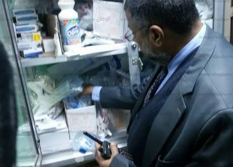 مدير الرعاية يتفقد مسشتفيي القنايات وديرب نجم لمتابعة سير العمل