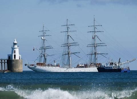 20 سفينة إجمالي حركة اليوم في موانئ بورسعيد
