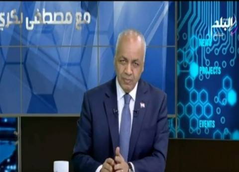 """مصطفى بكري: """"الإخوان كالقاتل المتسبب في حادث محطة مصر"""""""