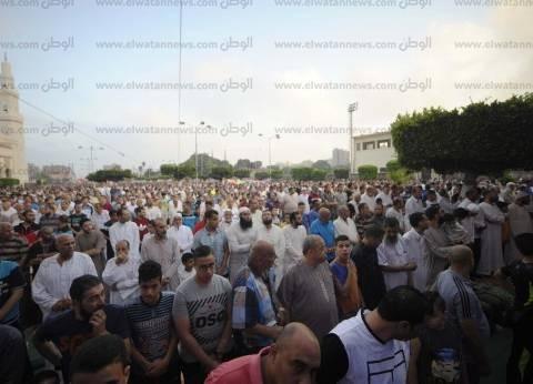 """""""أوقاف القاهرة"""" تخصص 344 ساحة لأداء صلاة عيد الأضحى"""
