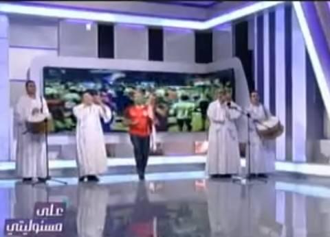 """أحمد موسى بعد فوز المنتخب والتأهل لكأس العالم: """"هدبح عجل"""""""
