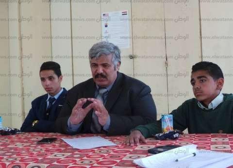 """""""تعليم جنوب سيناء"""" تجري حوارا مفتوحا مع اتحاد الطلاب من أجل التطوير"""