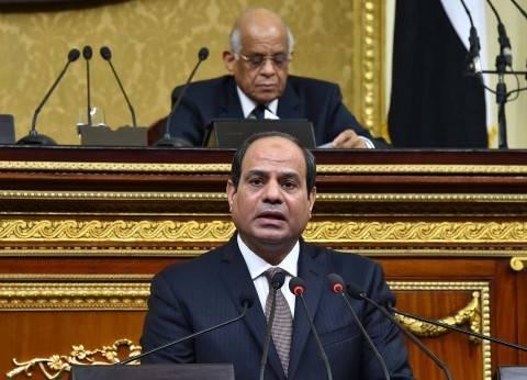بث مباشر| السيسي يؤدي اليمين الدستورية أمام البرلمان