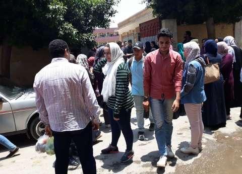 """3 محاضر غش لطلاب ثانوية صوروا امتحان الإنجليزي بـ""""الموبايل"""" بالقليوبية"""