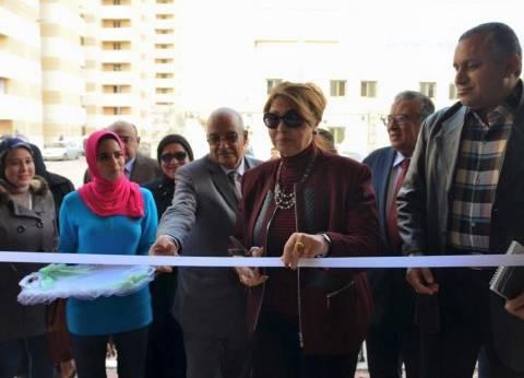 نائب محافظ الإسكندرية يفتتح معرض الصناعات الصغيرة والمرأة المعيلة بمدينة بشاير الخير