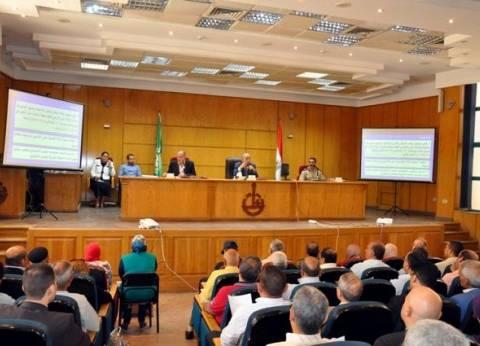 محافظ القليوبية: مشاركة الشباب في المجلس التنفيذي يعمق الممارسة السياس