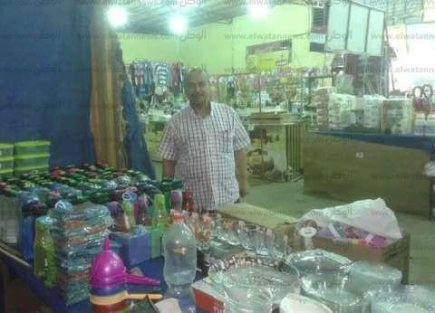 تموين الإسماعيلية يشن حملة موسعة على الأسواق بعد ضبط 151 بطاقة تموينية