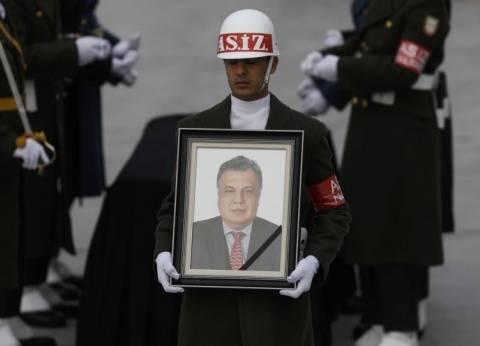 أنباء حول اعتقال مشتبه به في قضية مقتل السفير الروسي لدى تركيا
