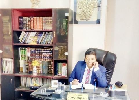تجديد حبس المحامي المتهم بالتعدي على قاضي في المنيا 15 يوما
