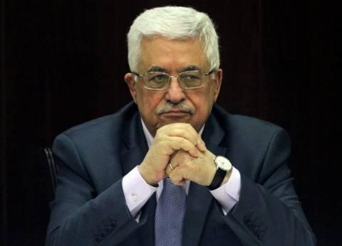 الرئيس الفسطيني مهنئا السيسي: نقدر موقفك في دعم شعبنا