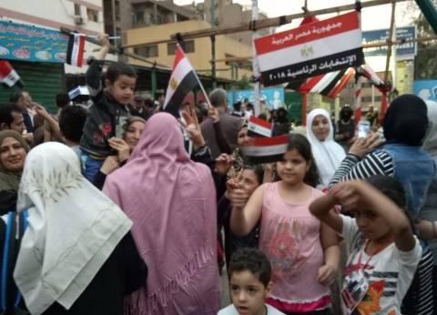 """زحام أمام لجنة """"التوفيقية"""" في روض الفرج مع الساعات الأخيرة للانتخابات"""