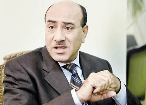 """هشام جنينة يصوت في """"القاهرة الجديدة"""".. ويؤكد: """"البرلمان الأخطر في تاريخ مصر"""""""