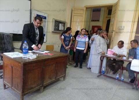 أنصار الإخوان يوزعون منشورات تحرض الناخبين على مقاطعة الانتخابات بالبحيرة