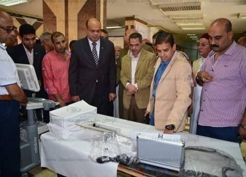 مستشار وزير الصحة يكرم 3 أطباء بمطروح لدورهم في الرعاية العاجلة