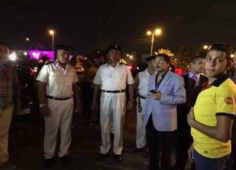 """مدير أمن الإسماعيلية لـ""""شرطيين"""": طبقوا القانون.. لا يصح إلا الصحيح"""