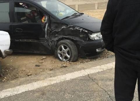 مصرع طالب وإصابة 4 من أسرة واحدة في انقلاب سيارة بالبحيرة