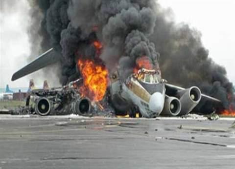 عاجل| أنباء عن مقتل 44 راكبا في تحطم طائرة في جنوب السودان