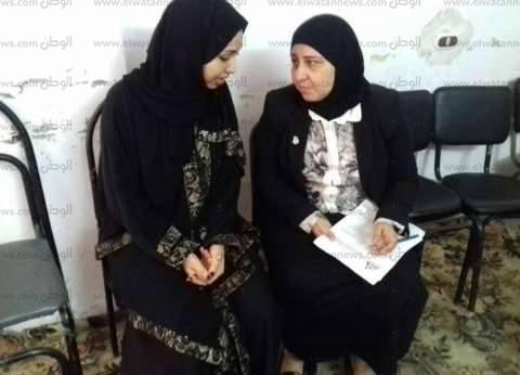 """حملة """"صوتك لمصر بكرة"""" تواصل عملها بأحياء العريش"""