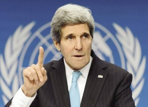 وزير الخارجية الأمريكي: انهيار السلطة الفلسطينية سيهدد إسرائيل