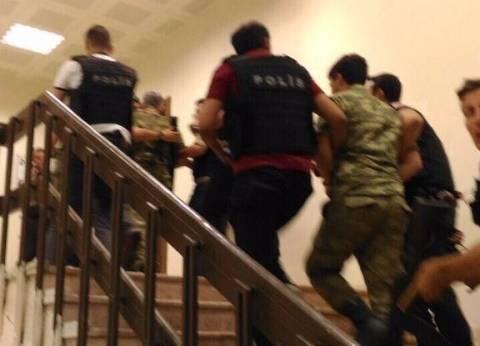 عاجل| العثور على قنبلة في مبنى البرلمان التركي بأنقرة