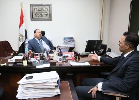 إسلام كمال بعد لقائه بنائب وزير المالية: علاوة الصحفيين تصرف خلال 15 يوم بأثر رجعي
